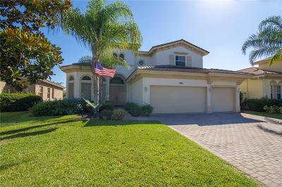 Vero Beach Single Family Home For Sale: 1985 SW Newmark Circle