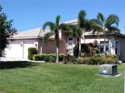 Vero Beach Single Family Home For Sale: 1765 SW Spotted Owl Drive