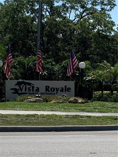 Vero Beach Condo/Townhouse For Sale: 89 Crooked Tree Lane #201