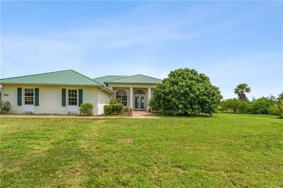 Vero Beach Single Family Home For Sale: 6970 49th Street
