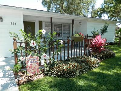 Sebastian Single Family Home For Sale: 698 Layport Drive