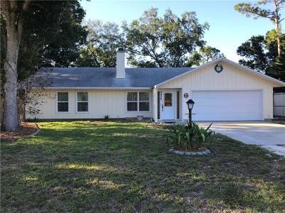 Vero Beach FL Single Family Home For Sale: $155,000