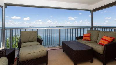 Vero Beach, Indian River Shores, Melbourne Beach, Melbourne, Sebastian, Palm Bay, Orchid Island, Micco, Indialantic, Satellite Beach Condo/Townhouse For Sale: 901 Bay Road #302