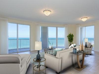 Hutchinson Island Condo/Townhouse For Sale: 4160 Highway A1a #707A