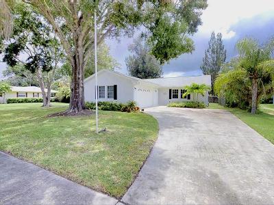 Vero Beach FL Single Family Home For Sale: $245,000
