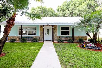 Vero Beach Single Family Home For Sale: 3285 2nd Place