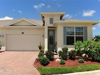 Vero Beach Single Family Home For Sale: 1837 Red Oak Terrace