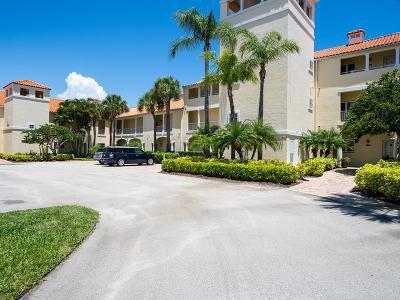 Vero Beach FL Condo/Townhouse For Sale: $219,000