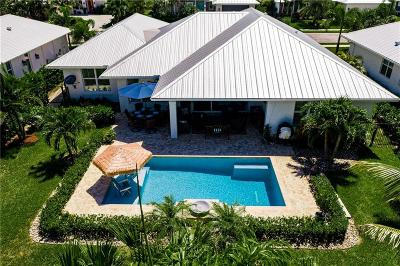 Hutchinson Island Single Family Home For Sale: 3923 Duneside Drive