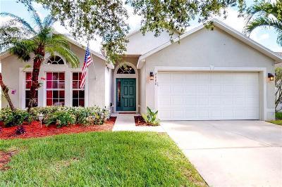 Vero Beach FL Single Family Home For Sale: $218,000