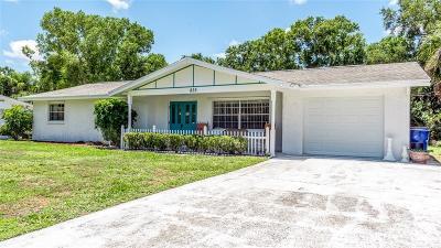Vero Beach Single Family Home For Sale: 835 26th Avenue