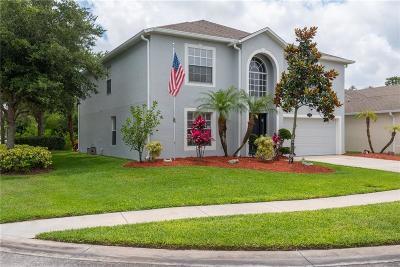 Sebastian Single Family Home For Sale: 158 Morgan Circle