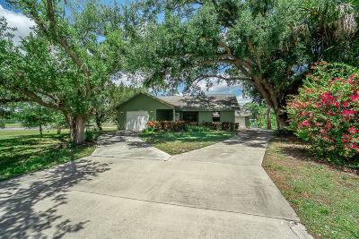 Fort Pierce Single Family Home For Sale: 7406 Miramar Avenue