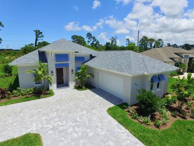 Sebastian FL Single Family Home For Sale: $419,000