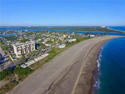 Hutchinson Island Condo/Townhouse For Sale: 355 Ocean Drive #F-302