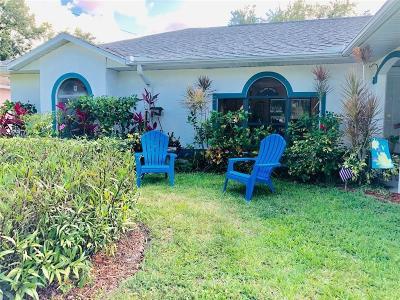 Sebastian Single Family Home For Sale: 373 Tunison Lane