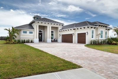 Vero Beach, Indian River Shores, Melbourne Beach, Melbourne, Sebastian, Palm Bay, Orchid Island, Micco, Indialantic, Satellite Beach Single Family Home For Sale: 1880 Bayview Court