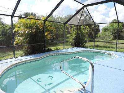 Vero Beach Single Family Home For Sale: 9140 102nd Avenue