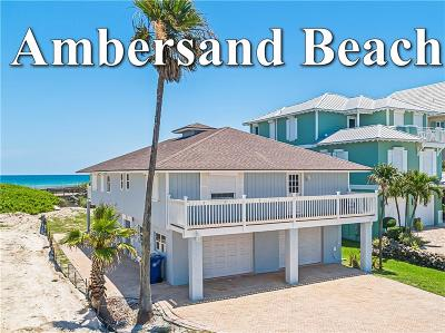 Vero Beach, Indian River Shores, Melbourne Beach, Sebastian, Palm Bay, Orchid Island, Micco, Indialantic, Satellite Beach Single Family Home For Sale: 12790 Rt. A1a