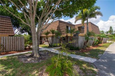 Vero Beach, Indian River Shores, Melbourne Beach, Melbourne, Sebastian, Palm Bay, Orchid Island, Micco, Indialantic, Satellite Beach Condo/Townhouse For Sale: 1166 6th Avenue 6b #6B