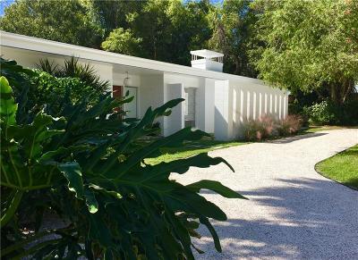 Fort Pierce Single Family Home For Sale: 1001 Kentucky Avenue