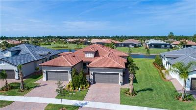 Vero Beach Single Family Home For Sale: 4331 Beauty Leaf Circle