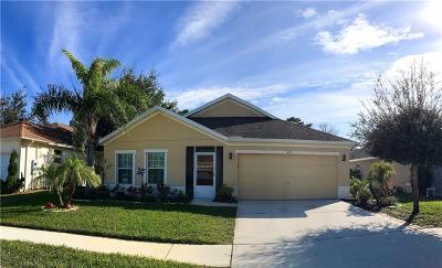 Sebastian Single Family Home For Sale: 432 Briarcliff Circle