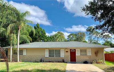 Fort Pierce Single Family Home For Sale: 8504 Fort Pierce Boulevard
