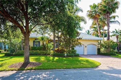 Vero Beach Single Family Home For Sale: 2831 Saint Barts