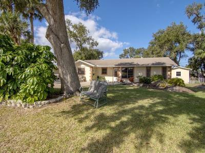 Sebastian Single Family Home For Sale: 348 Englar Drive