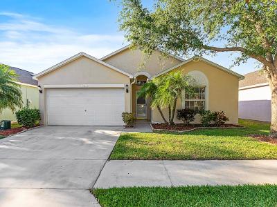 Vero Beach, Indian River Shores, Melbourne Beach, Melbourne, Sebastian, Palm Bay, Orchid Island, Micco, Indialantic, Satellite Beach Single Family Home For Sale: 1040 S 13th