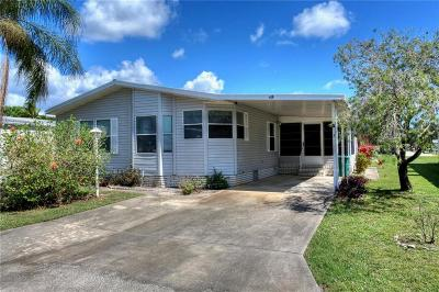 Sebastian Single Family Home For Sale: 428 Papaya Circle
