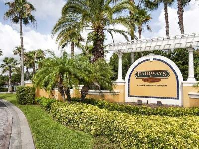 Vero Beach, Indian River Shores, Melbourne Beach, Melbourne, Sebastian, Palm Bay, Orchid Island, Micco, Indialantic, Satellite Beach Rental For Rent: 5050 Fairways Circle #E302