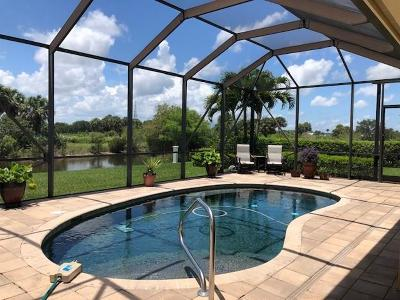 Vero Beach, Indian River Shores, Melbourne Beach, Melbourne, Sebastian, Palm Bay, Orchid Island, Micco, Indialantic, Satellite Beach Single Family Home For Sale: 939 Polo Grounds Drive