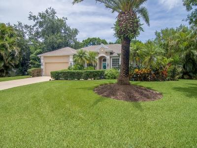 Vero Beach Single Family Home For Sale: 1560 51st Court