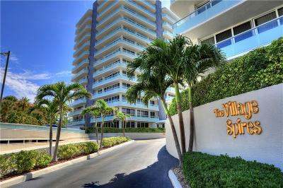 Vero Beach, Indian River Shores, Melbourne Beach, Melbourne, Sebastian, Palm Bay, Orchid Island, Micco, Indialantic, Satellite Beach Rental For Rent: 3554 Ocean Drive #302S