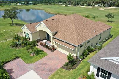 Vero Beach Single Family Home For Sale: 7239 Village