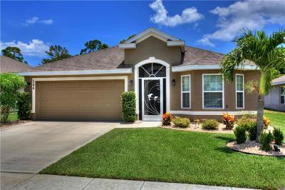 Sebastian Single Family Home For Sale: 144 Briarcliff Circle
