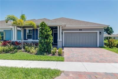Vero Beach, Indian River Shores, Melbourne Beach, Melbourne, Sebastian, Palm Bay, Orchid Island, Micco, Indialantic, Satellite Beach Single Family Home For Sale: 341 Sandcrest Circle