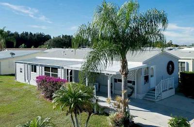 Sebastian Single Family Home For Sale: 337 Loquat Drive