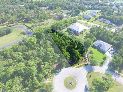 Vero Beach, Indian River Shores, Melbourne Beach, Melbourne, Sebastian, Palm Bay, Orchid Island, Micco, Indialantic, Satellite Beach Residential Lots & Land For Sale: 11358 Kashi Court