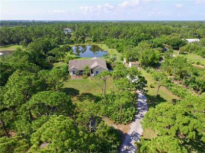 Grant Single Family Home For Sale: 1995 Cypress Lake Drive