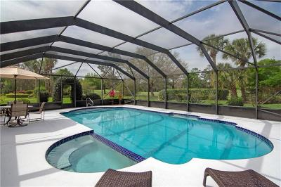 Vero Beach Single Family Home For Sale: 5735 Glen Eagle Lane