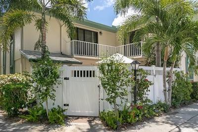Vero Beach, Indian River Shores, Melbourne Beach, Melbourne, Sebastian, Palm Bay, Orchid Island, Micco, Indialantic, Satellite Beach Condo/Townhouse For Sale: 4890 Bethel Creek Drive #4