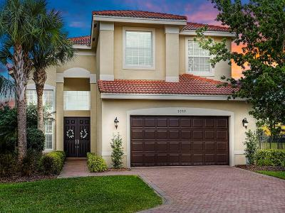 Vero Beach Single Family Home For Sale: 2059 Grey Falcon Circle