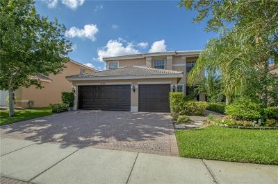 Vero Beach, Indian River Shores, Melbourne Beach, Melbourne, Sebastian, Palm Bay, Orchid Island, Micco, Indialantic, Satellite Beach Single Family Home For Sale: 1938 SW Grey Falcon Circle