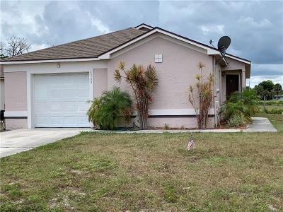 Vero Beach Single Family Home For Sale: 4745 30th Avenue