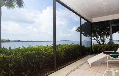 Vero Beach Condo/Townhouse For Sale: 1870 Bay Road #112G