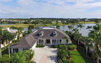 Vero Beach Single Family Home For Sale: 424 Indies Drive