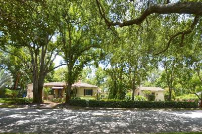 Vero Beach Single Family Home For Sale: 2150 Cordova Avenue